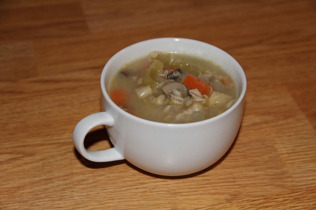 emergency soup